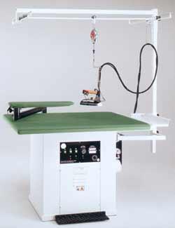 Nuova comafil tavoli da stiro professionali e generatori - Foppapedretti tavolo da stiro ...